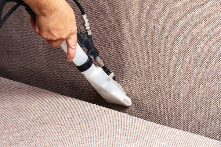 Sofa Cleaning by Procare Carpet & Upholstery Cleaning