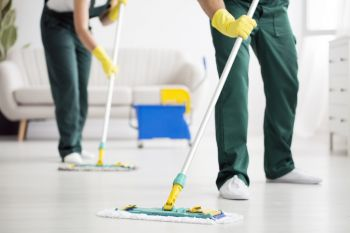 Floor Cleaning in North Attleboro Massachusetts by Procare Carpet & Upholstery Cleaning