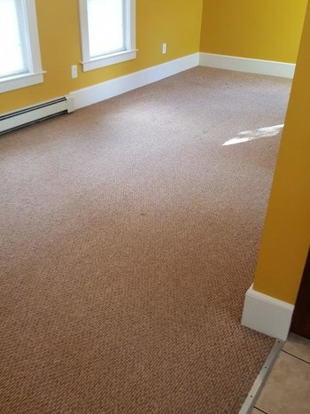 After Carpet Cleaning Bridgewater, MA