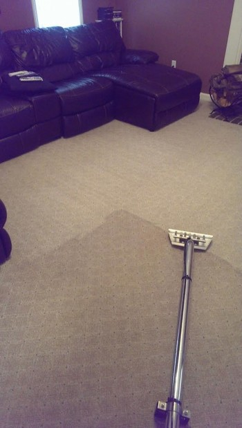 Carpet steam cleaning in Bridgewater, MA