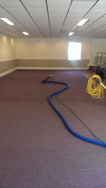 Commercial carpet cleaning in Raynham, MA