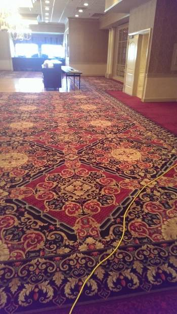 Commercial Carpet Cleaning in Norton, MA
