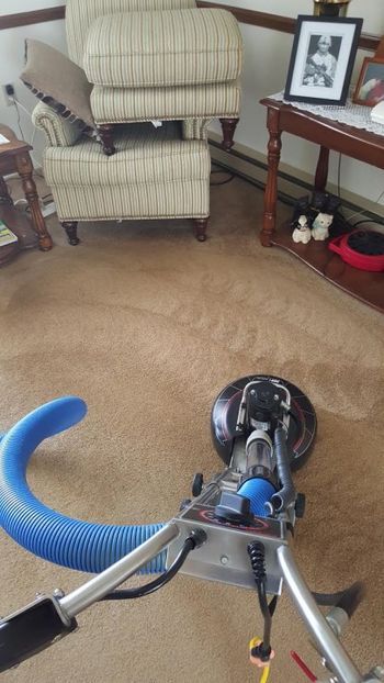 Deep Steam Cleaning in Plymouth, MA