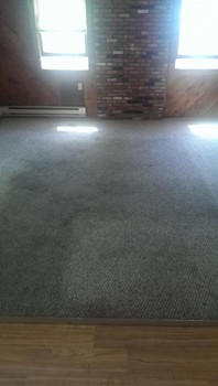 Before Carpet Cleaning in Bridgewater, MA