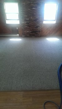 After Carpet Cleaning in Bridgewater, MA